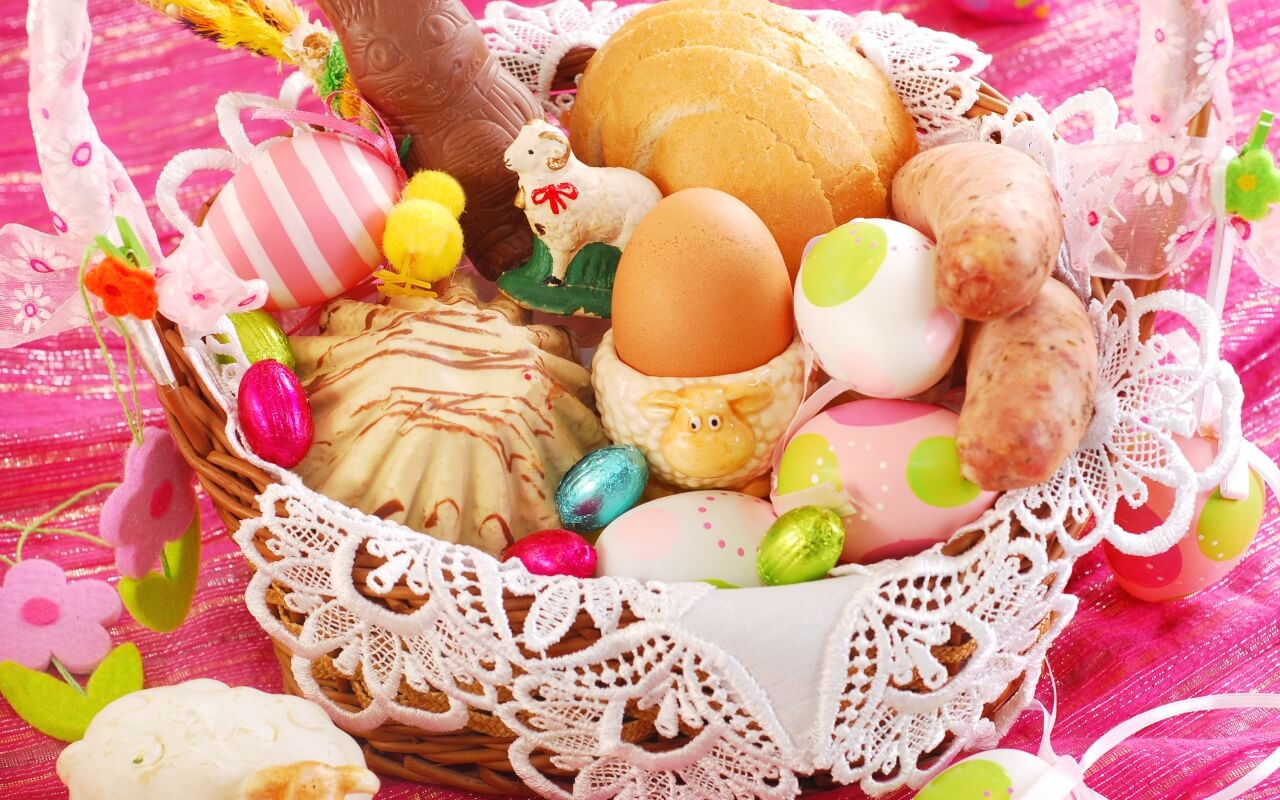 Ukraine Easter gifts 2