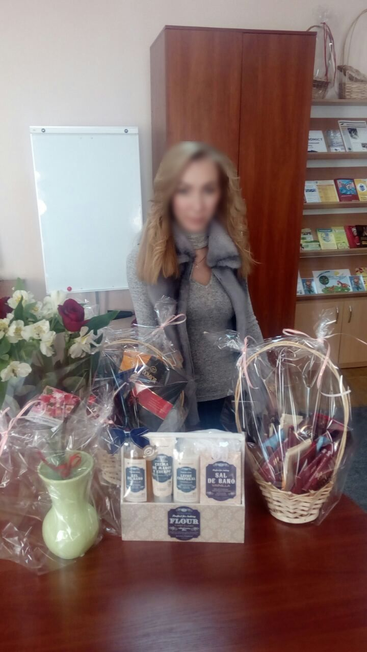 Gifts for business partners in Ukraine